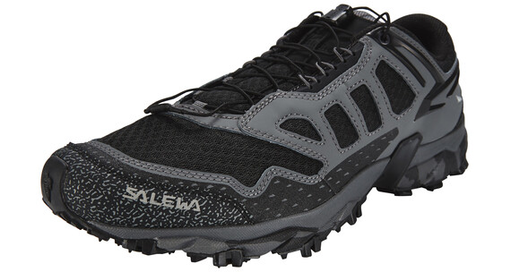 Salewa Ultra Train Trailrunning Shoes Men asphalt/black